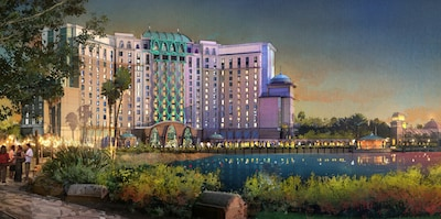 Disney's Coronado Springs Resort Embarks on Major Expansion.