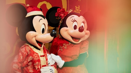 Get More Happy at Disneyland Resort