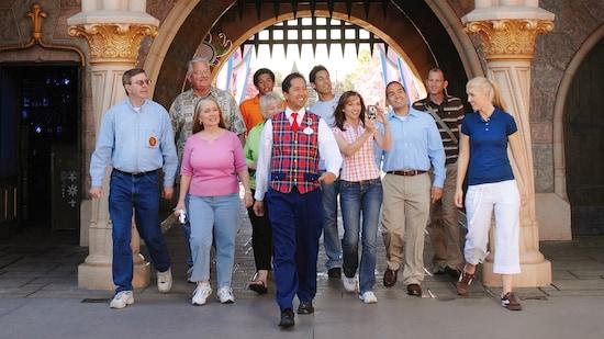 """Walk in Walt's Disneyland Footsteps"" Guided Tour"
