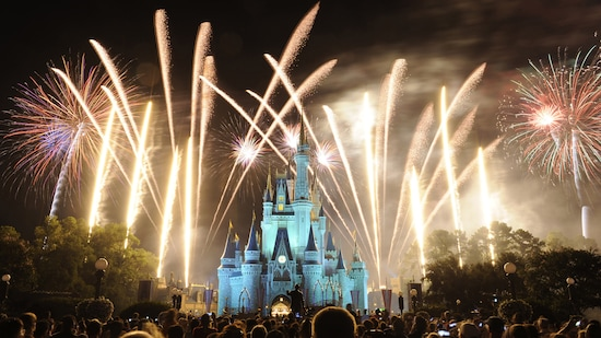 New Year's Eve at Walt Disney World Resort