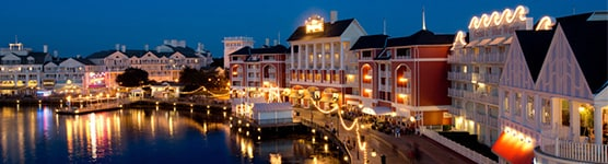 Disney's BoardWalk at Walt Disney World Resort in Florida