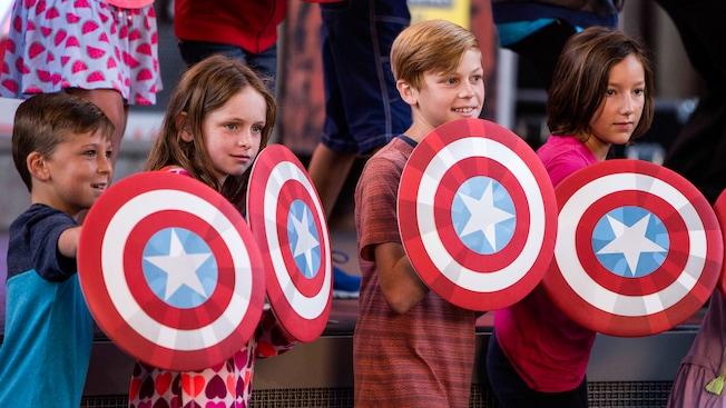 Summer of Heroes at Disney's California Adventure Park - Avengers in Training