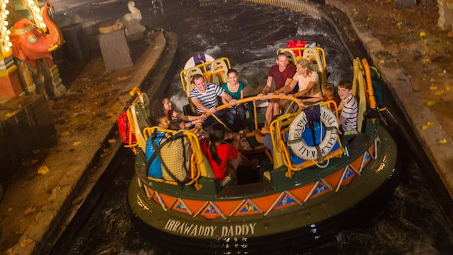 Image result for kali river rapids disney world