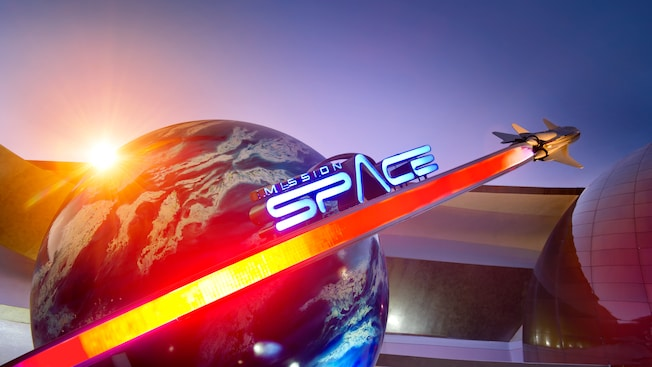 Image result for mission space epcot