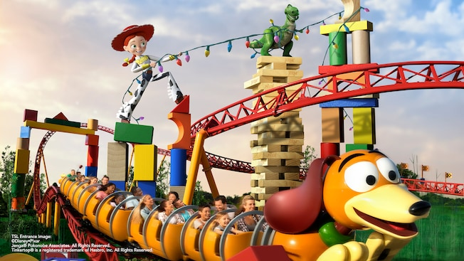 Image result for disney world toy story land