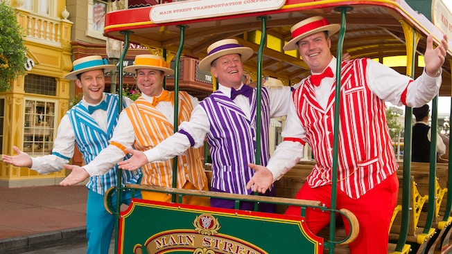 Image result for main street usa dapper dans