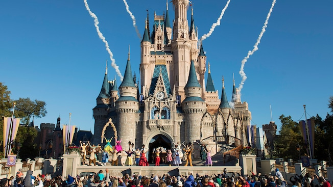 Image result for Walt Disney World's Magic Kingdom