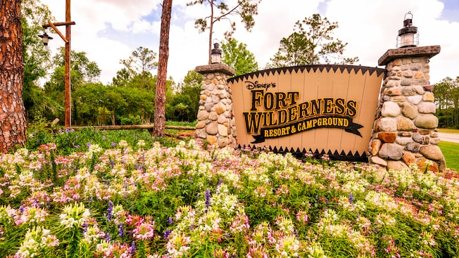 Wilderness back trail adventure walt disney world resort for Fort wilderness cabins reservations