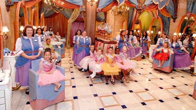 Image result for bibbidi bobbidi boutique magic kingdom