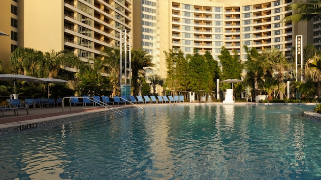 Bungalows en Disney's Contemporary Resort