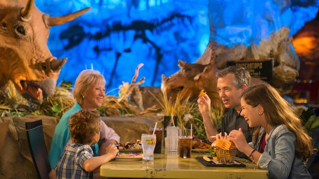 Image result for t-rex cafe disney springs