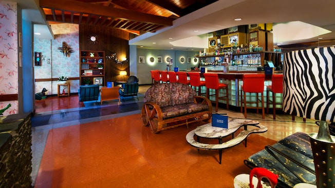 Tune-In Lounge | Walt Disney World Resort
