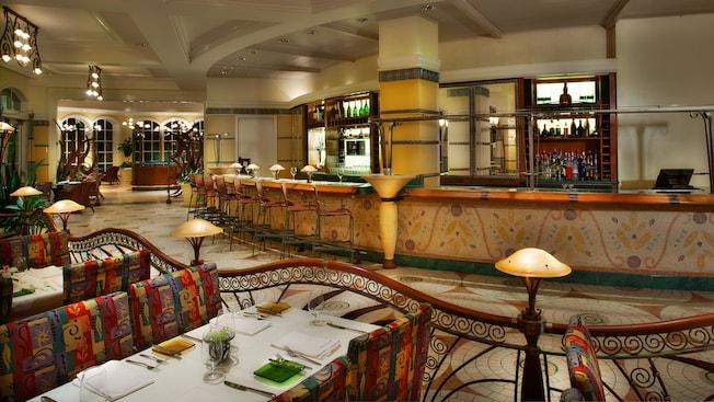 Citricos Lounge At Grand Floridian Walt Disney World Resort