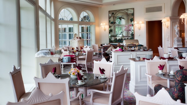 Grand Floridian Tea Room Reservations