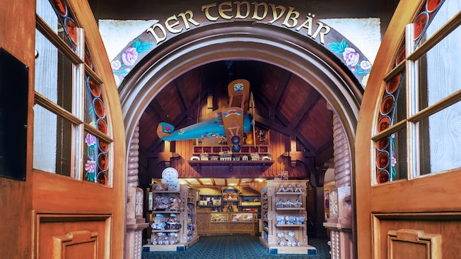 Image result for epcot Der Teddybar