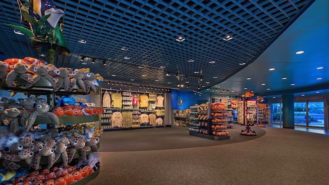 Sea Base Alpha Gift Shop | Walt Disney World Resort
