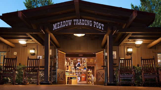 Extérieur de Meadow Trading Post a Disney's Fort Wilderness Resort & Campground