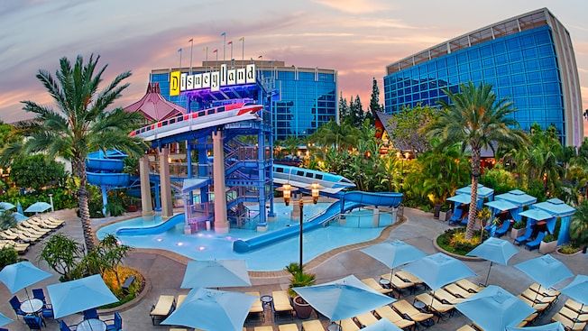 Huntington Beach To Disneyland Disney
