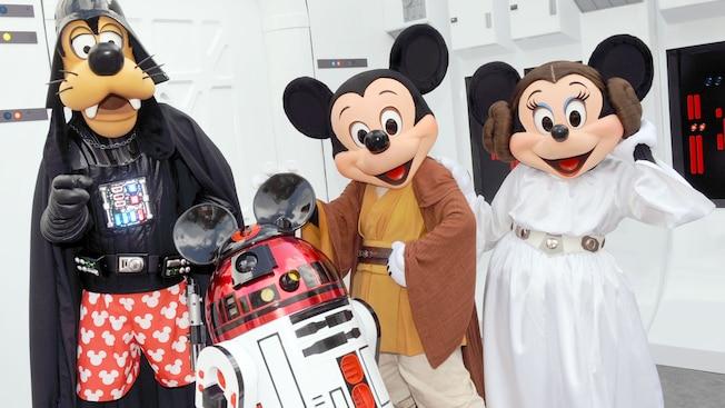 Star Wars Character Meals at Disney's Hollywood Studios