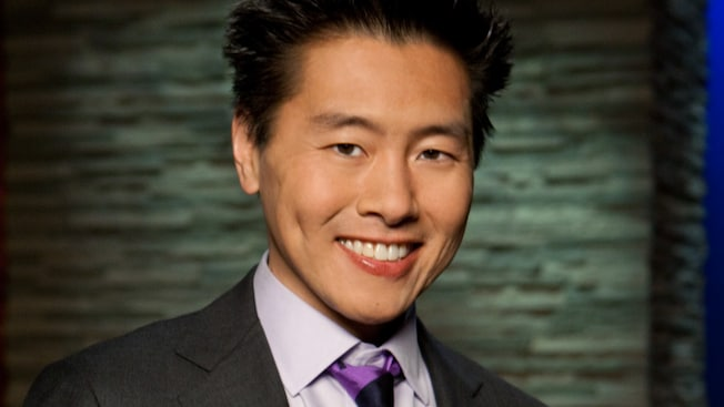 TV star Vern Yip, host of the popular program HGTV Design Star