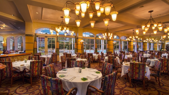 dining grand floridian resort