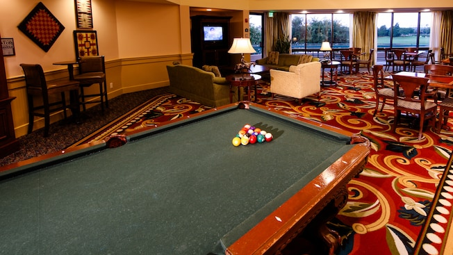The Turf Club Lounge Walt Disney World Resort