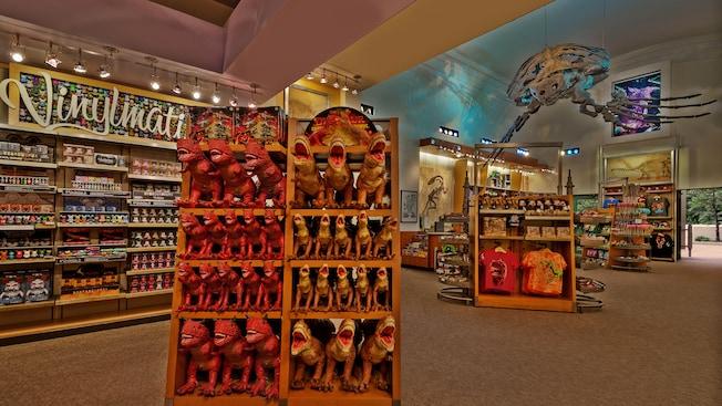 The Dino Institute Shop Animal Kingdom Walt Disney