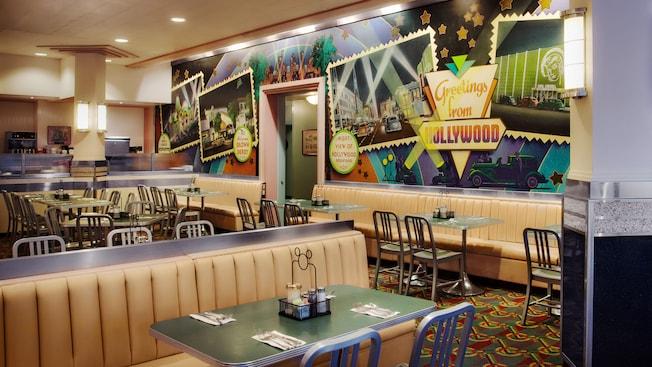 Disneyworld Pandora Food Menu