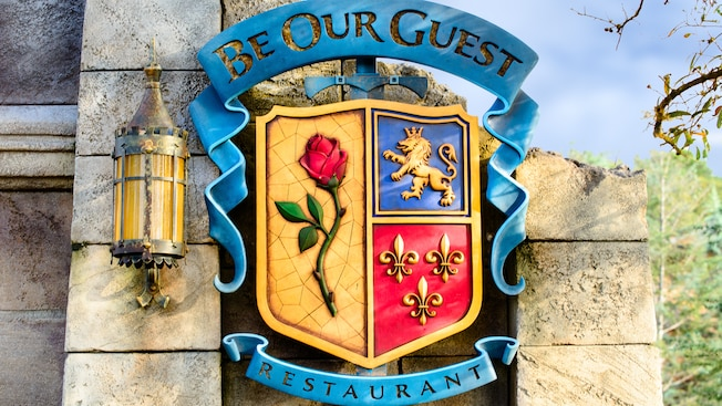 Image result for be our guest restaurant disney world