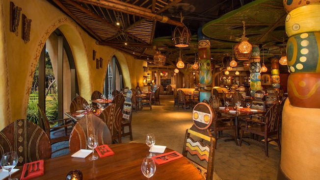 Sanaa Walt Disney World Resort