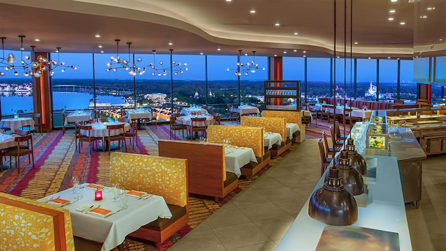 California Grill Walt Disney World Resort