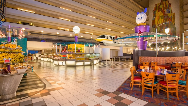 Best walt disney world restaurants for first timers