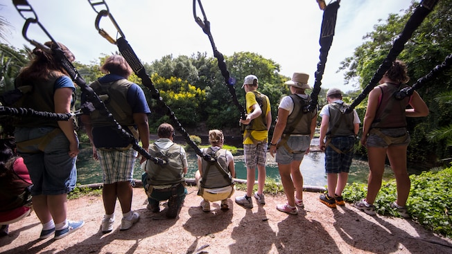 Wild Africa Trek Tour - Magical DIStractions