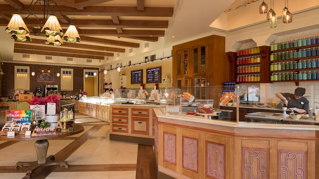 Amorette's Patisserie Disney Springs Walt Disney World Resort