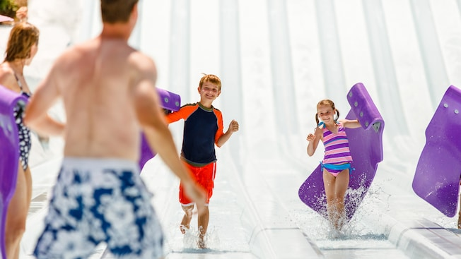 toboggan racers blizzard beach attractions walt disney world resort