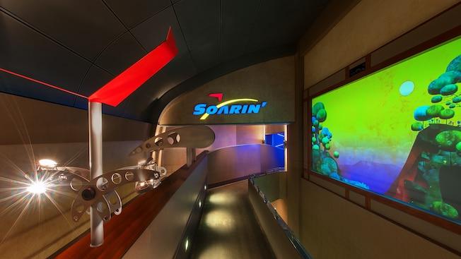 Typhoon H Pro >> Soarin' | Attractions à Epcot | Walt Disney World Resort