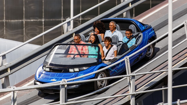 Disney Test Track Best Car