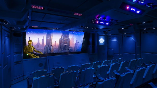 Image result for Star Tours - The Adventures Continue