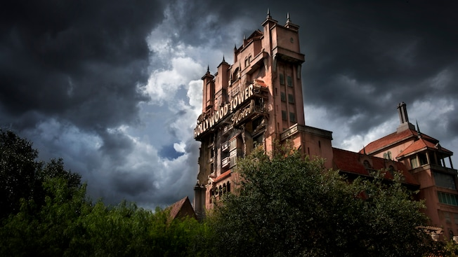 Image result for The Twilight Zone Tower of Terror™
