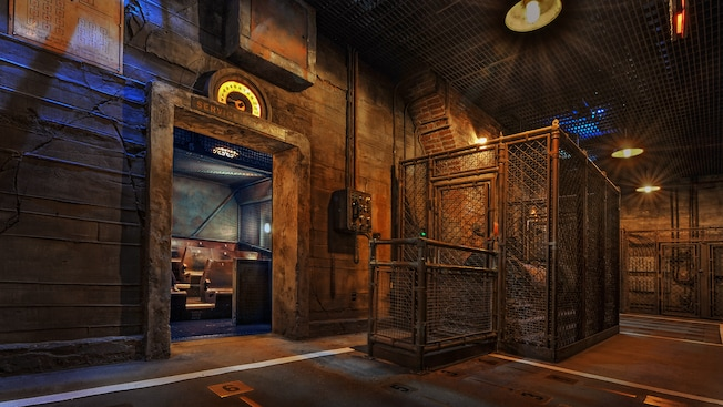 The Twilight Zone Tower Of Terror Hollywood Studios