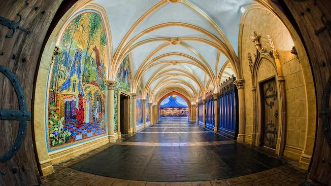 Apartment Inside Cinderella S Castle cinderella castle | walt disney world resort