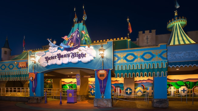 Image result for peter pan attraction disney