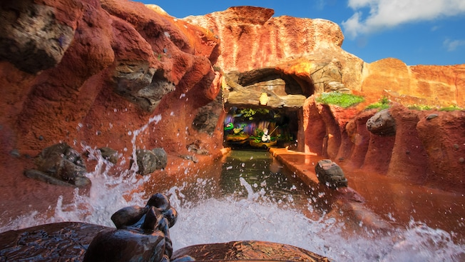 Image result for splash mountain disney world
