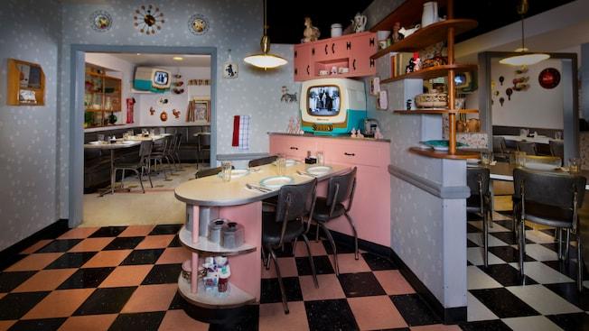 50 S Prime Time Caf 233 Walt Disney World Resort