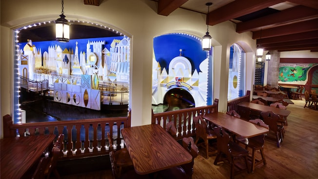 Image result for pinocchio village haus disney world
