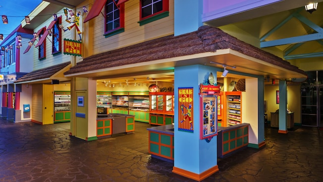 Caribbean Beach Resort Food Court Hours