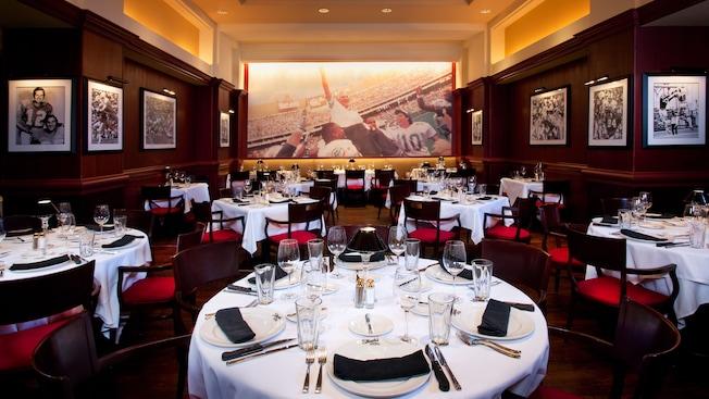 Shula S Steak House Walt Disney World Resort