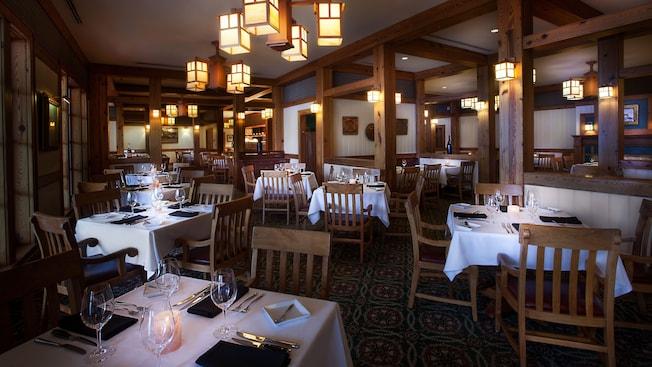 Yachtsman Steakhouse Walt Disney World Resort