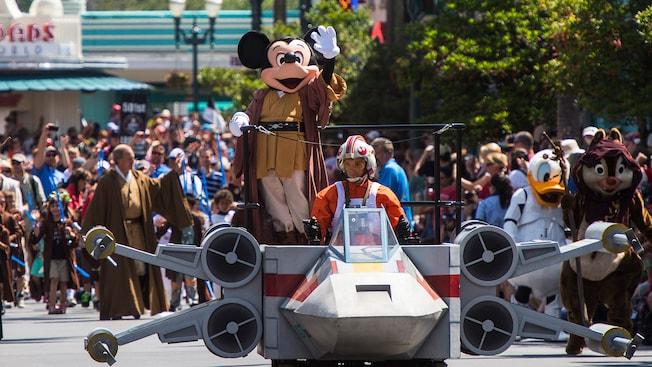 Star Wars To Get Bigger Billing at Disney