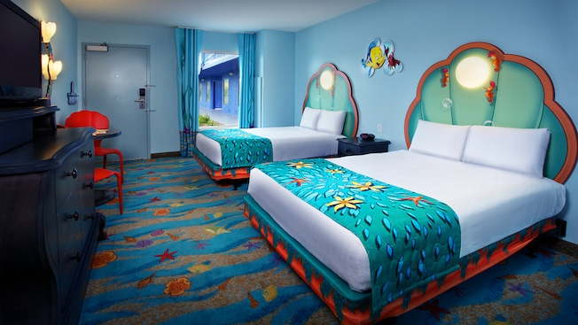 New York, Universal Orlando Resort, Walt Disney World Resort  du 17 Mars 2015 au 7 Avril 2015. Nouveau Pre-TR page 6 - Page 5 Room-vu-g00